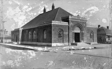 Old Baptist Church Ashburton